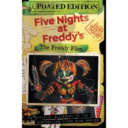 BUKU IMPORT - THE FREDDY FILES: UPDATED EDITION