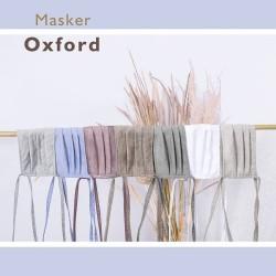 Masker Kain Oxpord Grade A Reusable