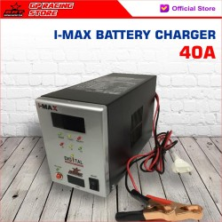 Batere Charger Cas Aki Mobil-Motor 40A BRT Imax Smart Charger