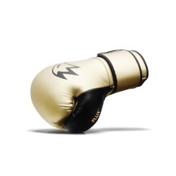 World Wild Lite Golden Coal Boxing Gloves