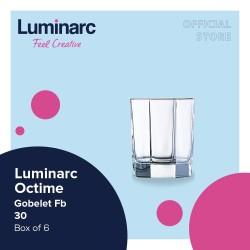 Luminarc Gelas Octime - Gobelet Fb 30 (J7925) - box of 6