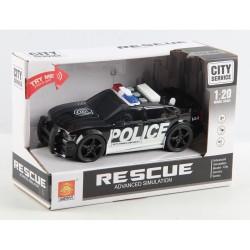 MAINAN MMX-77008 RESCUE - POLICE CAR