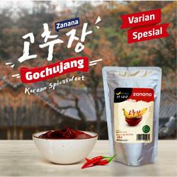 Keripik Pisang Zanana Gochujang (korean spicysweet)