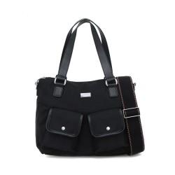 Elizabeth Bag Jenica Tote Bag Black