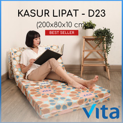 KASUR LIPAT VITA - 200x80x10cm - PRODUCT OF JAPAN