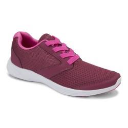 Vionic Maeve Berry Shoes Wanita