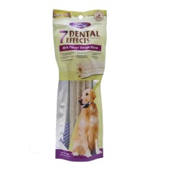 7 DENTAL Milk Flavor Dental Bone