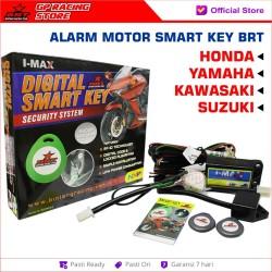 Kunci Rahasia / Alarm motor / Imax Digital Smart Key BRT - Universal