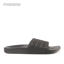 Sandal adidas original Adilette Comfort black pria