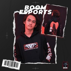 Hoodie Pullover - BOOM ESPORTS
