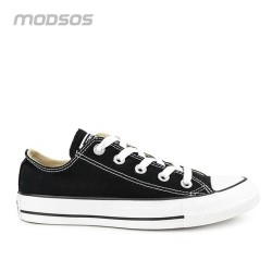 Sepatu Converse Ox Low Mono Black White Men Original