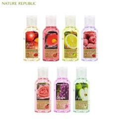 Nature Republic HAND & NATURE SANITIZER Mini Size 3 Pcs