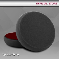 Sierra Finishing Pad - Black Finishing & Sealing Pad (Wax & Sealant)