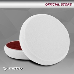 Sierra Soft Finishing Pad - White (Polishing Pad)