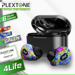 Plextone 4Life TWS Music & Gaming Wireless Earbud 5.0 + EDR IPX5