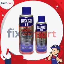 Rexco 18 Contact Cleaner 500 Ml / Pembersih Elektrik
