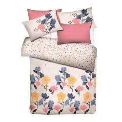 AI BY AKEMI LOVESOME DESIGN BRIONNA FITTED SHEET SET