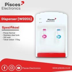 Pisces Electronics Dispenser Panas Normal WD201