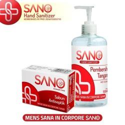 Sano Hand Sanitizer 500ml - PUMP