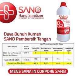 Sano Hand Sanitizer 1 Liter