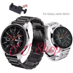 Stainless Steel Strap Smartwatch Samsung Galaxy Watch 46mm SM R800