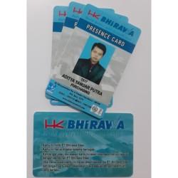 Kartu Karyawan RFID - Mifare 13,56 MHz