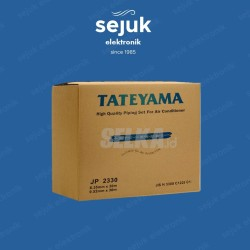Paket Pasang 1/2 -1 PK + Material 3 Meter Premium