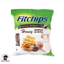 FITCHIPS Multigrain Snack Sehat Honey BBQ 55 g