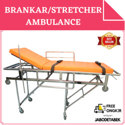 BRANKAR TRANSFER - BRANGKAR AMBULANCE - STRETCHER TRANSFER AMBULANCE