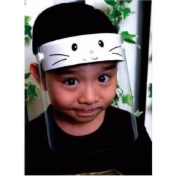 Face Shield Mika Pelindung Wajah APD Corona Anak dan Bayi Custom Covid
