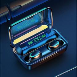 AirsPro F9 Headset Bluetooth 5.0 Sport Earphone Handsfree Headphone