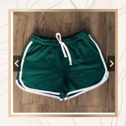 Celana Pendek Rumah Olahraga Hot Pants Sport Wanita Simple Minimalis