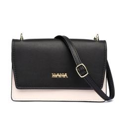 HANA Kameko Sling Bag Wallet A017 - Black