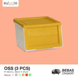 Tempat Penyimpanan Plastik Serbaguna/ Olymplast/ OSS