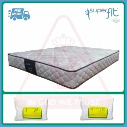SuperFit Comforta ClassicXtra 90 x 200 90x200 Spring Bed Only Matras