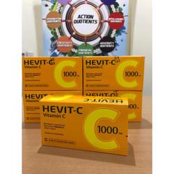 Hevit-C Vitamin C 500 mg / 1000 mg, 100 Tablet Hexpharm Jaya