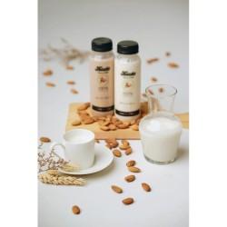 Keetz Almond Milk Pure / Susu Almond Homemade 250ML - Original