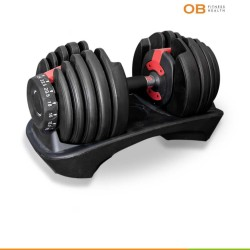 Adjustable Dumbell 24Kgs OB-128