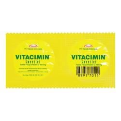 Vitacimin Sweetlets Tab Hisap 2's (Strip)