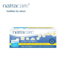 Natracare Digital Tampons Super