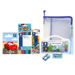 Staedtler Paket Mewarnai Jumbo Oil Pastel FREE Mini Notes