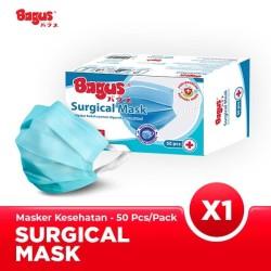 Bagus Masker Sehari-hari - 1 Box Isi 50 pcs