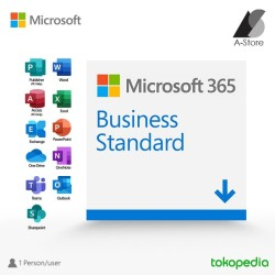Microsoft 365 Business Standard Digital Download [KLQ-00209]
