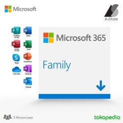 Microsoft 365 Family Digital Download [6GQ-00083]