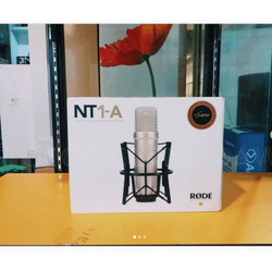 Rode NT1A Microphone Cardiod package