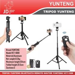 Tripod Yunteng Bluetooth Remote Shuter Yunteng VCT-1688