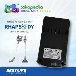 Baterai Vacuum Cleaner Candy CRA22PTG