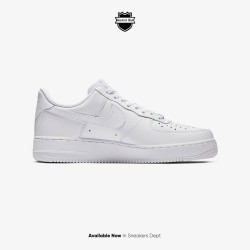 AIR FORCE 1 07' TRIPLE WHITE