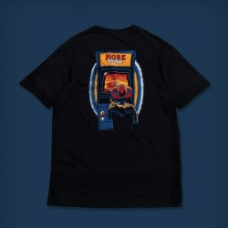 Oldblue X MORE Tee - The Arcade Rider