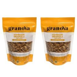 Granova - BUY 1 GET 1 Granola Banana Walnut 100g
